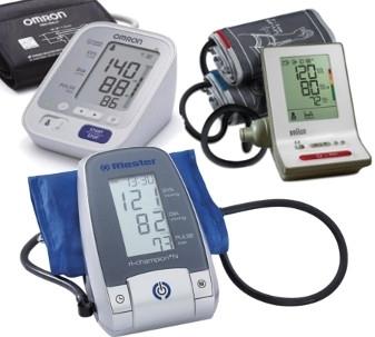 Automated Blood Pressure Monitors