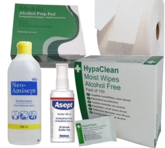Disinfection & Skin Wipes