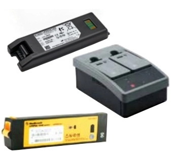 LIFEPAK Batteries & Chargers