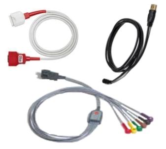 LIFEPAK Cables