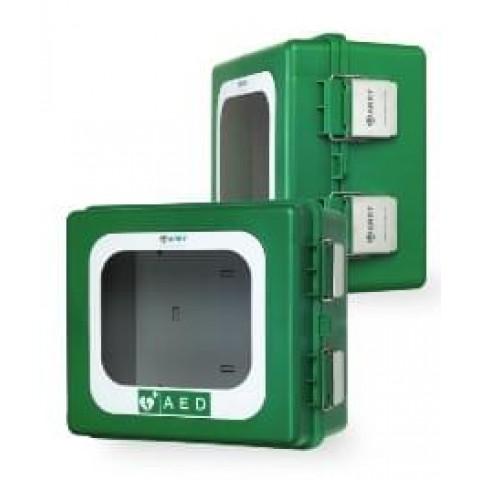 ARKY outdoor AED cabinet