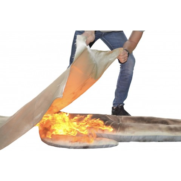 Kestävä palonukke