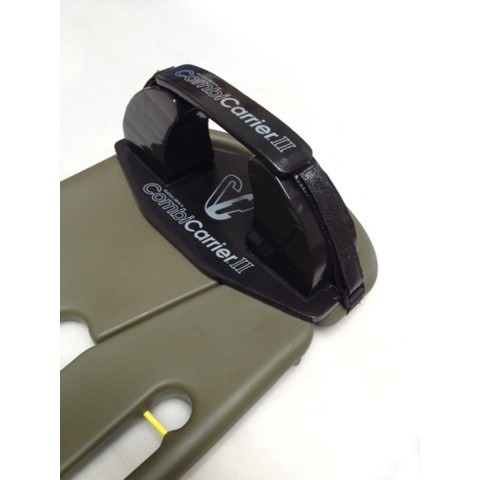 CombiCarrier II Tactical Black on Tactical/Military CombiCarrierII in OD Green