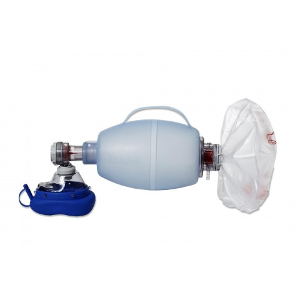 Ambu Oval Silicone Resuscitator (adult)