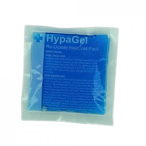 HypaGel Hot/Cold Therapy Pack, 13 x 14cm