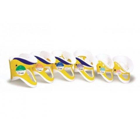 Laerdal Stifneck Extrication Collars, a set of 6 different sizes