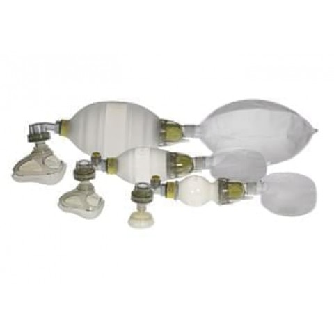 Laerdal Silicone Resuscitator (for adults)