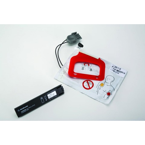 LIFEPAK CR Plus Replacement Kit, 1 electrode