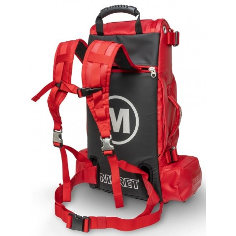 MERET Recover Pro X O2 Response Bag, Red ICC