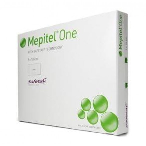 Mepitel One-silikonitaitos