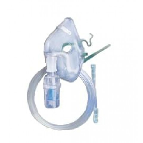 Opti-Mist Nebulizer, Adult Mask Kit, 50 pcs / box