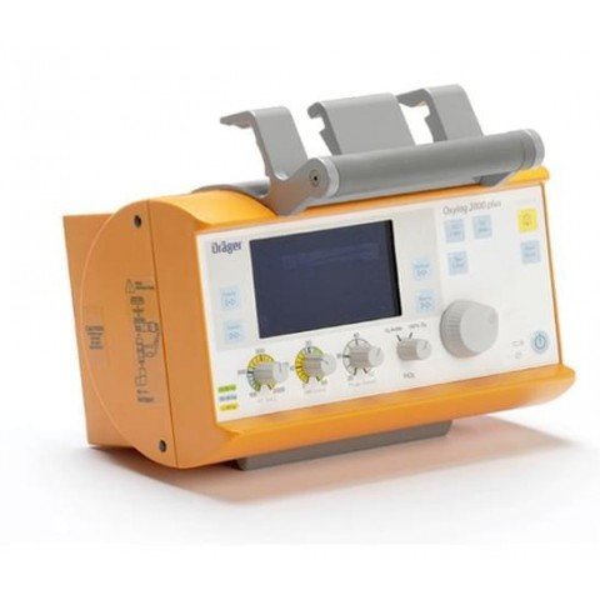 Dräger Oxylog 2000 plus Ventilator, special model