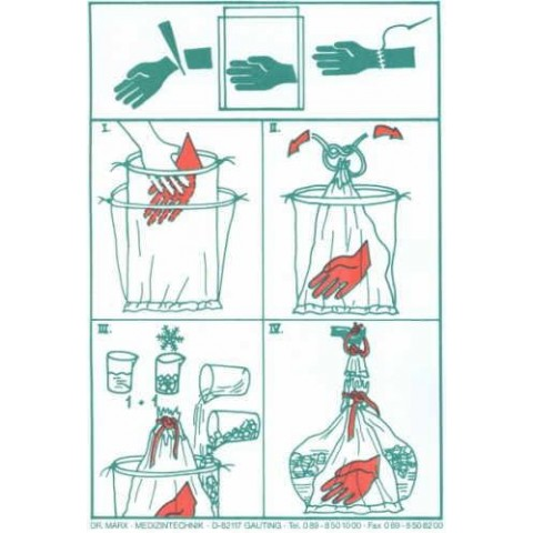 Replantation Bag, Arm, Wero Medical