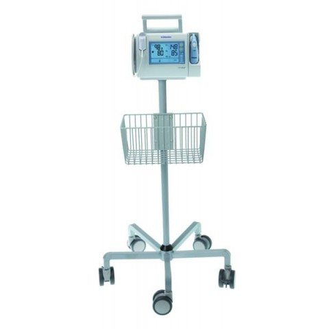 Riester Mobile Stand with Basket and Mains Adaptor Holder for ri-vital