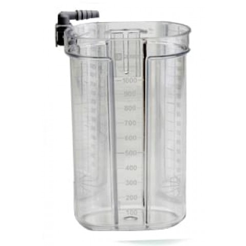 Serres Suction Canister, 1000 ml