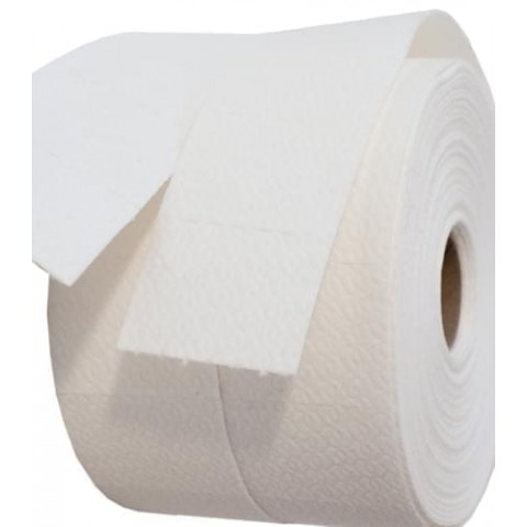 Harmony skin cleansing paper towel 4x5 cm, 2 rolls