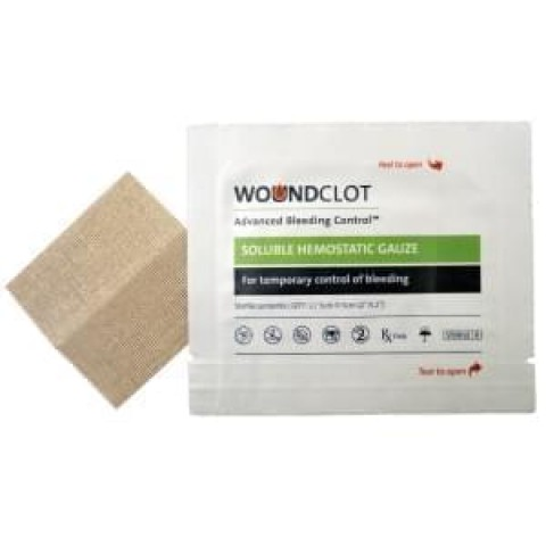 WoundClot ABC Hemostatic