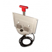 Corpuls Charging bracket Defibrillator/Pacer unit 12 V DC, cable length 1.5 m