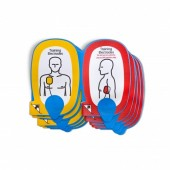 LIFEPAK CR+ Trainer exercise electrodes