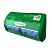 Cederroth Salvequick Dispenser, Blue Detectable Plasters 2 x 35 pcs