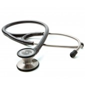 ADC Adscope 601 Cardiology Stethoscope, Metallic Gray