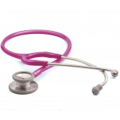 Adscope 603 Clinician Stethoscope, Metallic Violet