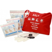AKLA First Aid Cushion with extended zipper