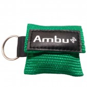 Ambu Lifekey Resuscitation Face Shield In Key Fob