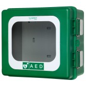 ARKY Outdoor AED cabinet with heating (24V)