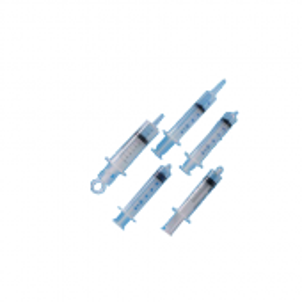 BD Plastipak LUER-LOK 3-osainen ruisku 5 ml, 125 kpl / ltk