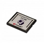 CompactFlash® Card 2.0 GB corpuls3