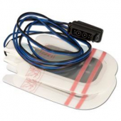 corpuls corPatch easy pediatric -Defibrillation electrodes with cables, child and neonates
