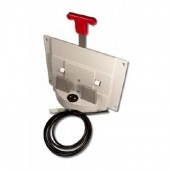 Corpuls Charging bracket Defibrillator/Pacer unit, cable length 2 m with Molex Plug