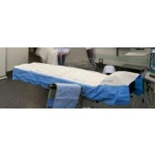 Disposable strecher/operating table cover, 10 pcs