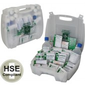 First Aid and Eyewash Kit to 10 persons