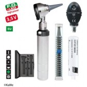 KaWe EUROLIGHT F.O.30 LED / E36 (EU) 3.5V Otoscope-/Ophthalmoscope Set
