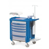 Lifeline emergency cart