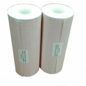 LIFEPAK Chart Paper 100 mm, 2 pcs