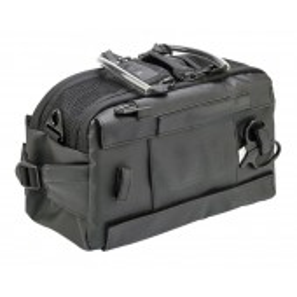 MERET First-In Sidepack Pro Tactical Black -vyölaukku, ICB