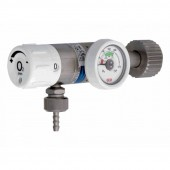 Mediselect Pressure Regulator with Flowmeter