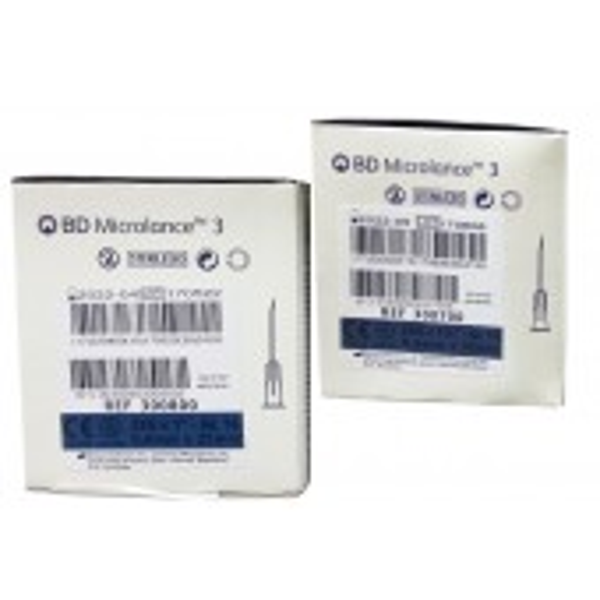 BD Microlance 3 injektioneula, 23 G