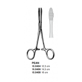 PRO-MED PEAN DISSECTING AND LIGATURE FORCEPS, 14.5 cm