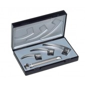Riester Macintosh LED 3.5 V Laryngoscope Set, adults, ri-integral handle + 3 blades 2, 3, 4 + Ri-Accu and Ri-Charger