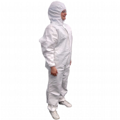 Disposable Coverall Type 5/6, white