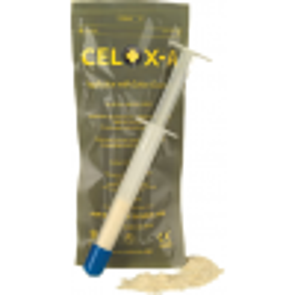 Celox-A pre-packed single-use applicator