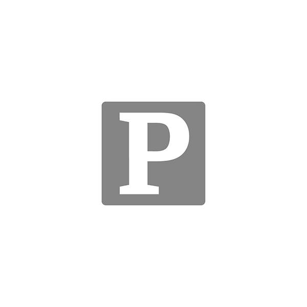 Punaiset tuotenumerotarrat ilmaisevat puuttuvien tuotteiden täydennystarpeen