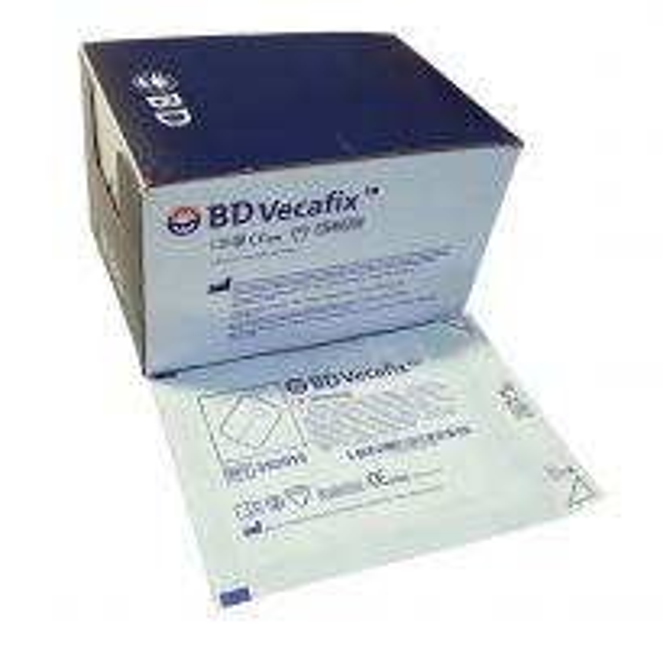 BD Vecafix I.V. Cannula Tape 50 pcs / box
