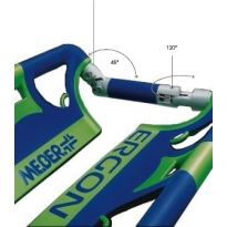 Ergon Variable Geometry Scoop Stretcher / Spinal Board