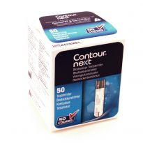 Contour Next Test Strips, 50 pcs
