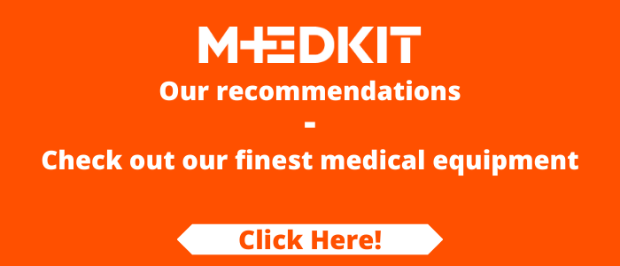 MedKit Finland recommends! Check out our finest medical equipment. Click here!